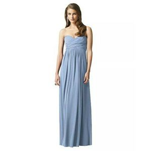 Dessy Collection 10 Dress Evening Bridesmaid 2846